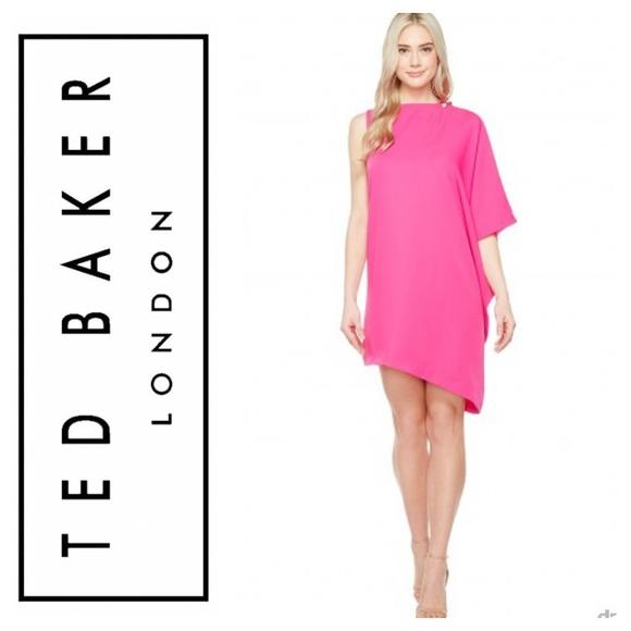 Ted Baker Dresses & Skirts - New Ted Baker London Oversize Drape Front Dress